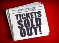 Sold Out! The International 5 tickets gone in minutes