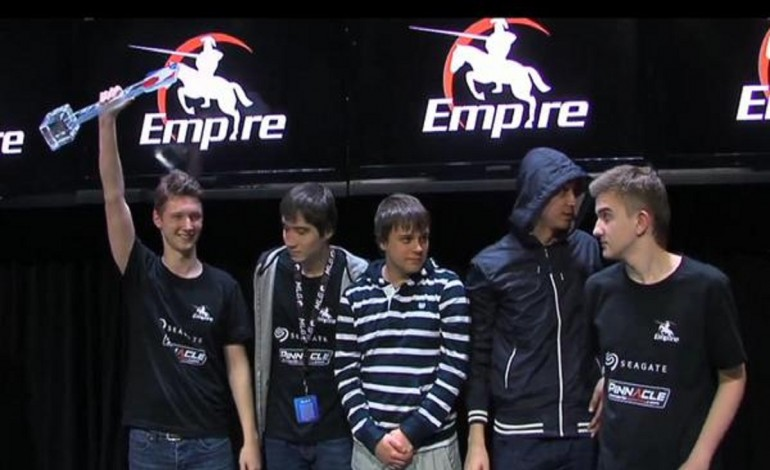 Empire strikes back, new MLG champions