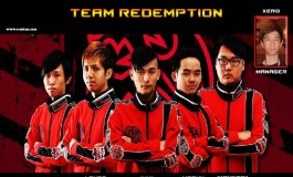 Banned! Valve says NO to Team Redemption