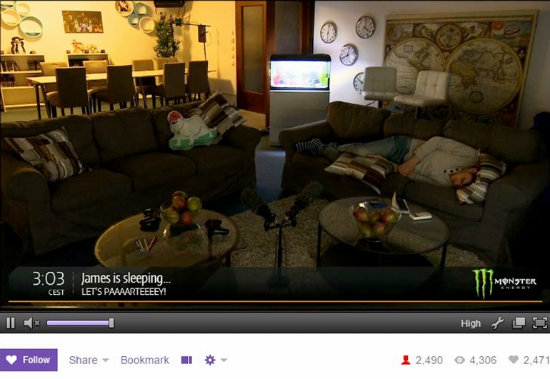 TI5 Chinese Qualifiers lounge stream
