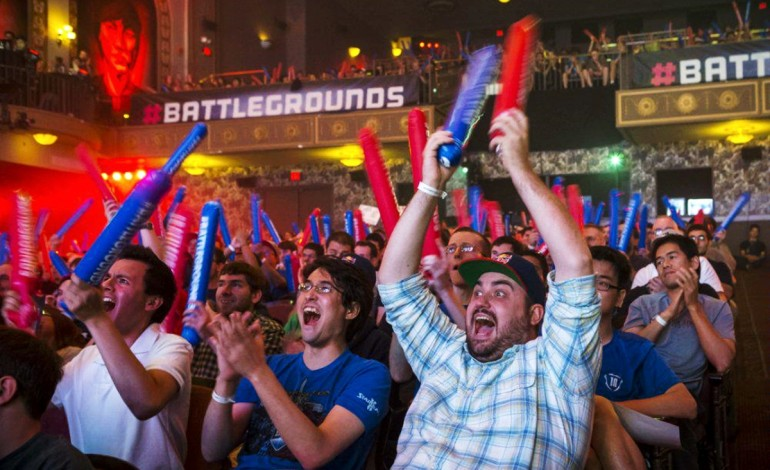 Red Bull Battle Grounds playoffs: All you need to know