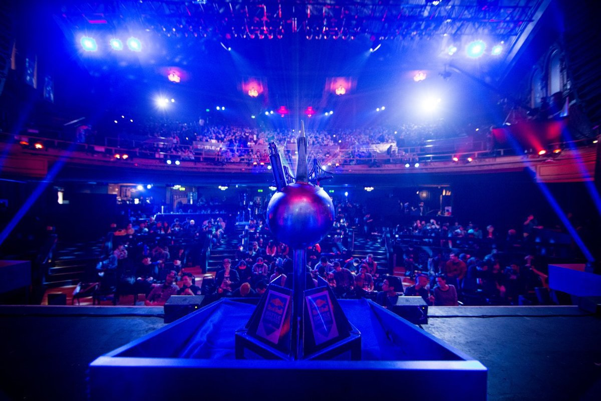 red bull battle grounds trophy