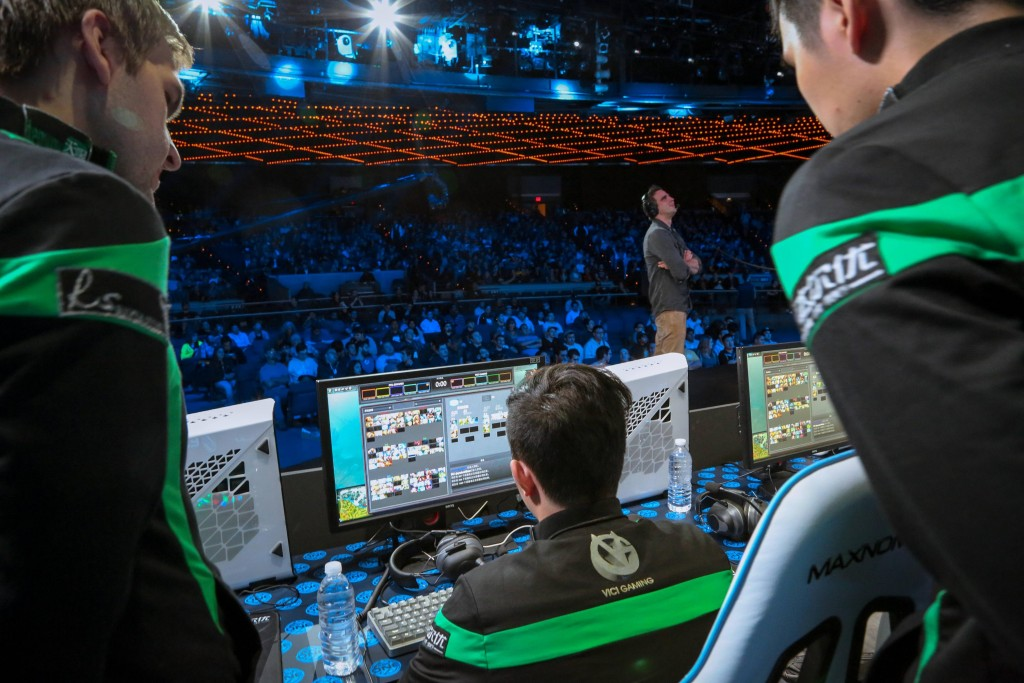ESL One New York ViCi Gaming