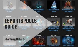 eSportsPools: A guide to fun and simple fantasy Dota 2