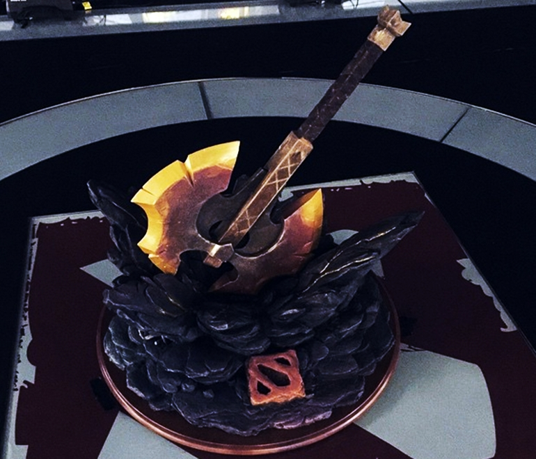 marstv dota 2 league trophy