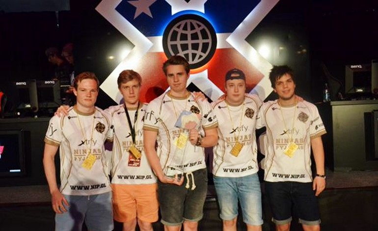 MLG Pro League Season 2: NiP take first LAN title