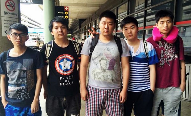 CDEC: Out of LGD's tutelage, in the cards for TI5 spot