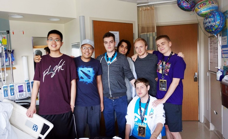 Young man battles cancer, receives overwhelming support from Dota 2 community