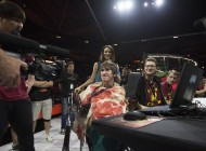 TI5 All Star Match: spectacular entertainment in unconventional game play