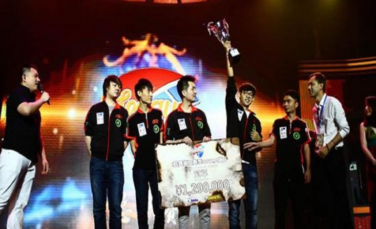 LGD, expected to rise up to the occasion at TI5