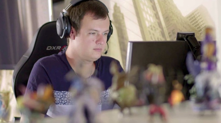 XBOCT interview, Natus Vincere TI5