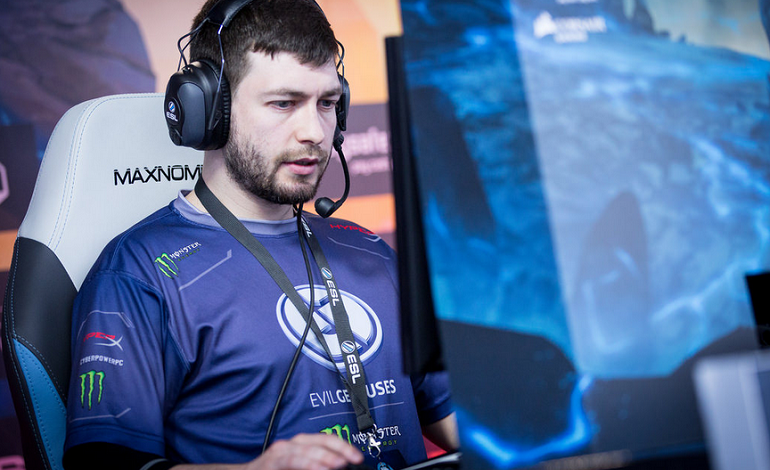 Fear released from EG, future Dota 2 involvement uncertain