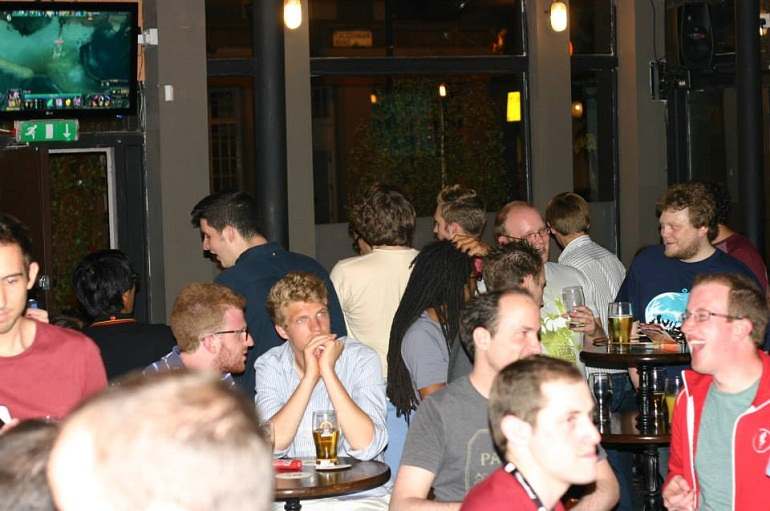 Dota 2 Meltdown London Pubstomp