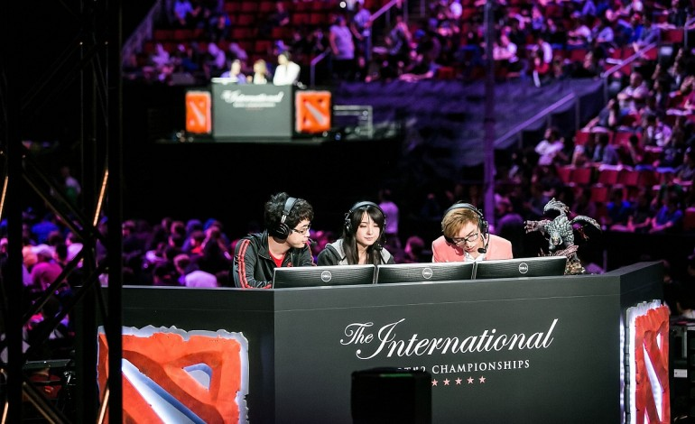 TI5 on the DotaTV live streaming service: Games broadcasted in 1080p, at 60fps