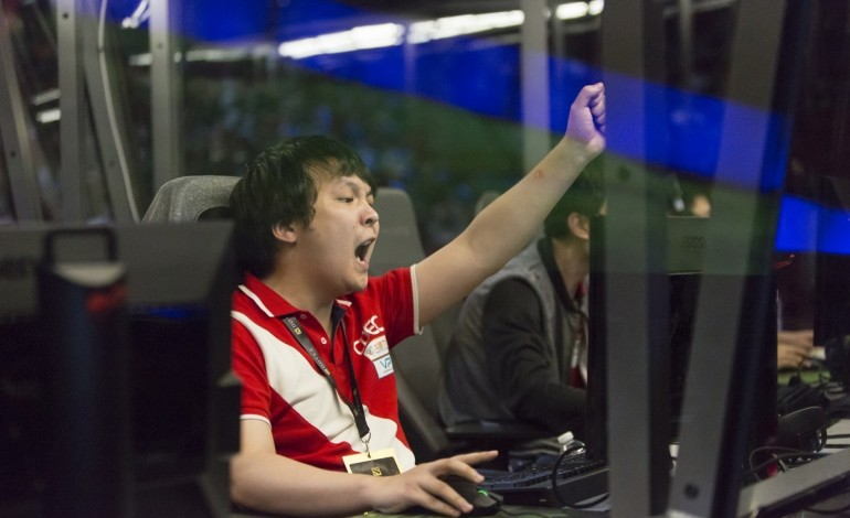Cema, LGD and CDEC all enroute to The Frankfurt Major