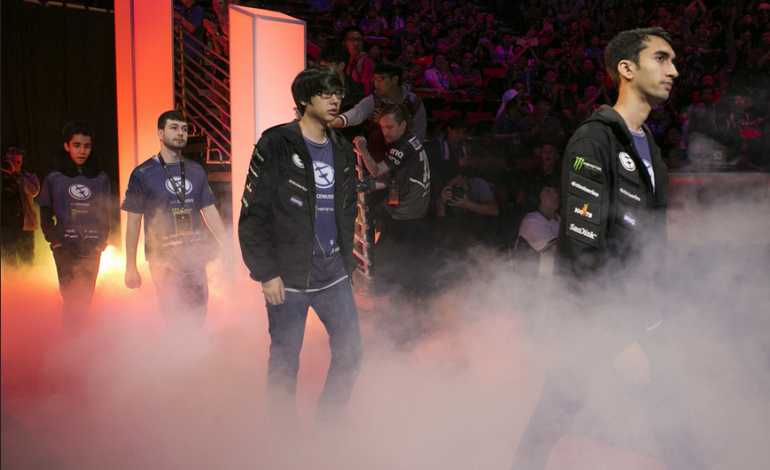 Evil Geniuses Roster Change: Aui out, Arteezy in