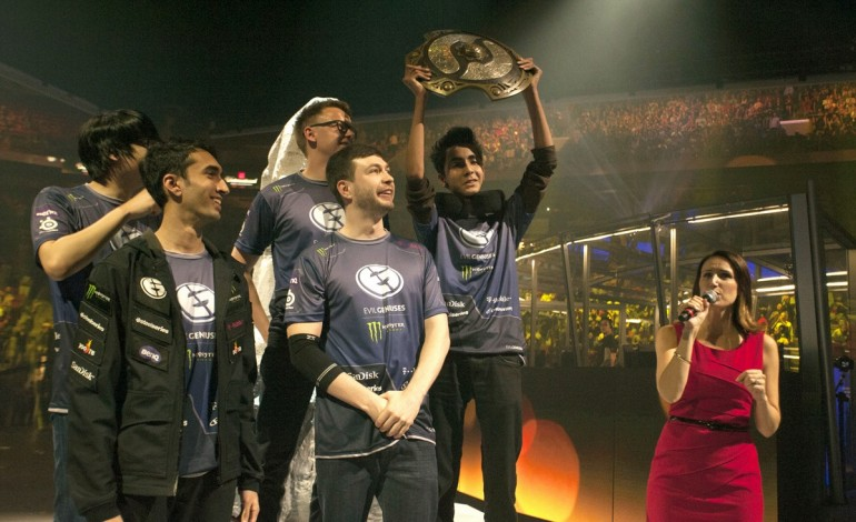 Evil Geniuses TI5 road: From top three contenders to TI5 champions