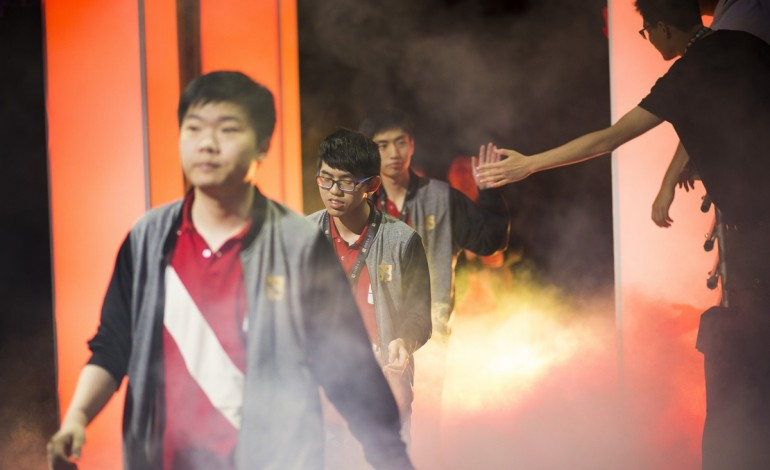 TI5 results, day 5: CDEC advance to Grand Finals, EG and LGD still in the cards for title