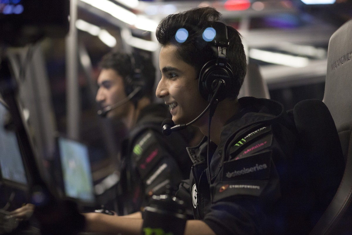 TI5 results Evil Geniuses SumaiL