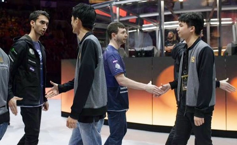 TI5 results, day 3: Invictus Gaming, compLexity eliminated; CDEC, EG advance to the Upper Bracket finals