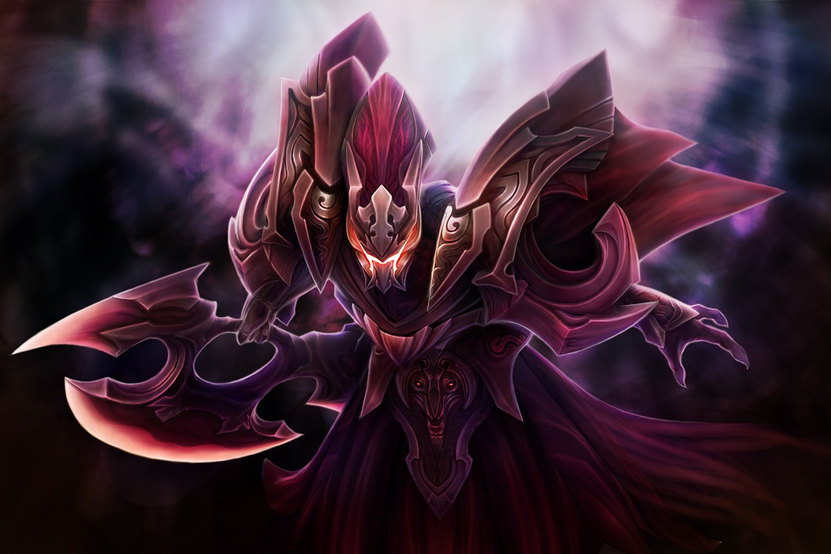 6.85 patch Spectre Dota 2