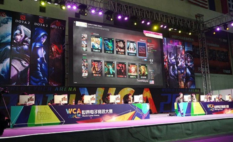 WCA 2015 LAN Groupstage; Newbee forfeit, Secret Eliminated
