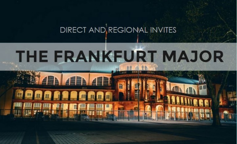 Frankfurt Dota Major direct and regional invites revealed