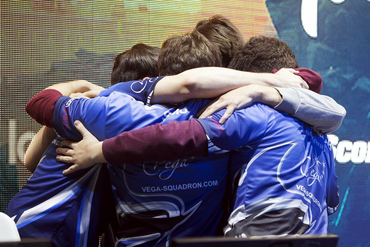 Vega Squadron ESL One New York