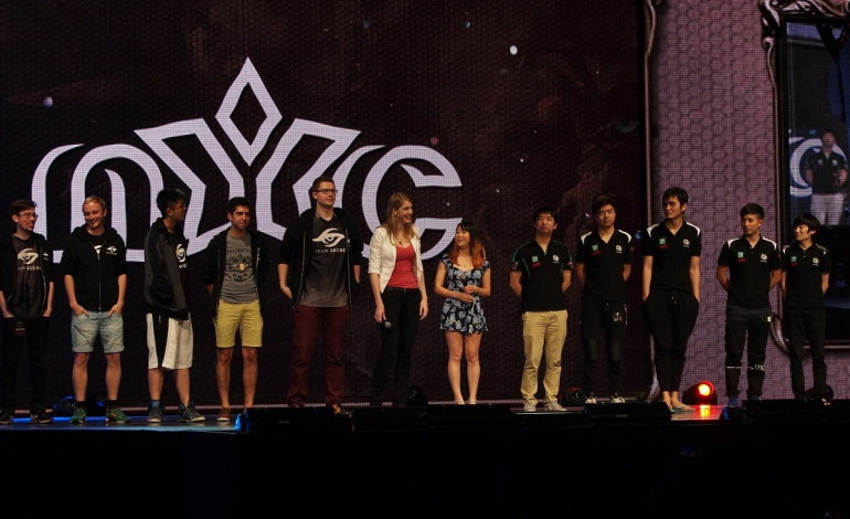Nanyang LAN results: Team Secret and ViCi Gaming face off in the Grand Finals