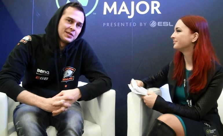 God interview: VP's Major run, early years in the scene, personal life