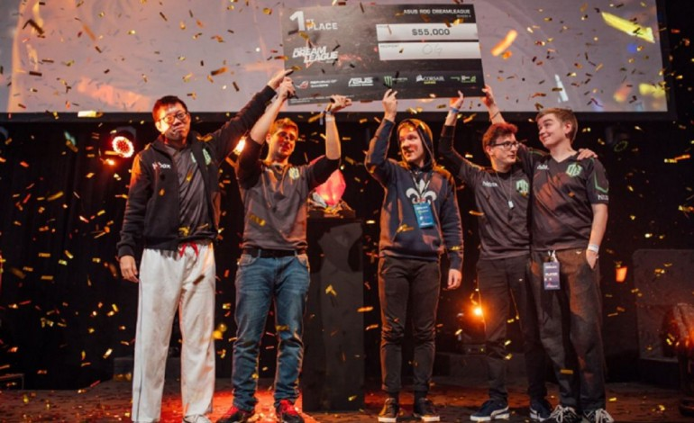 DreamLeague Season 4 playoff finals give OG second consecutive LAN victory