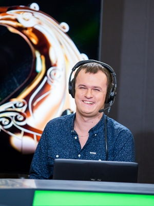 XBOCT interview at the Frankfurt Major