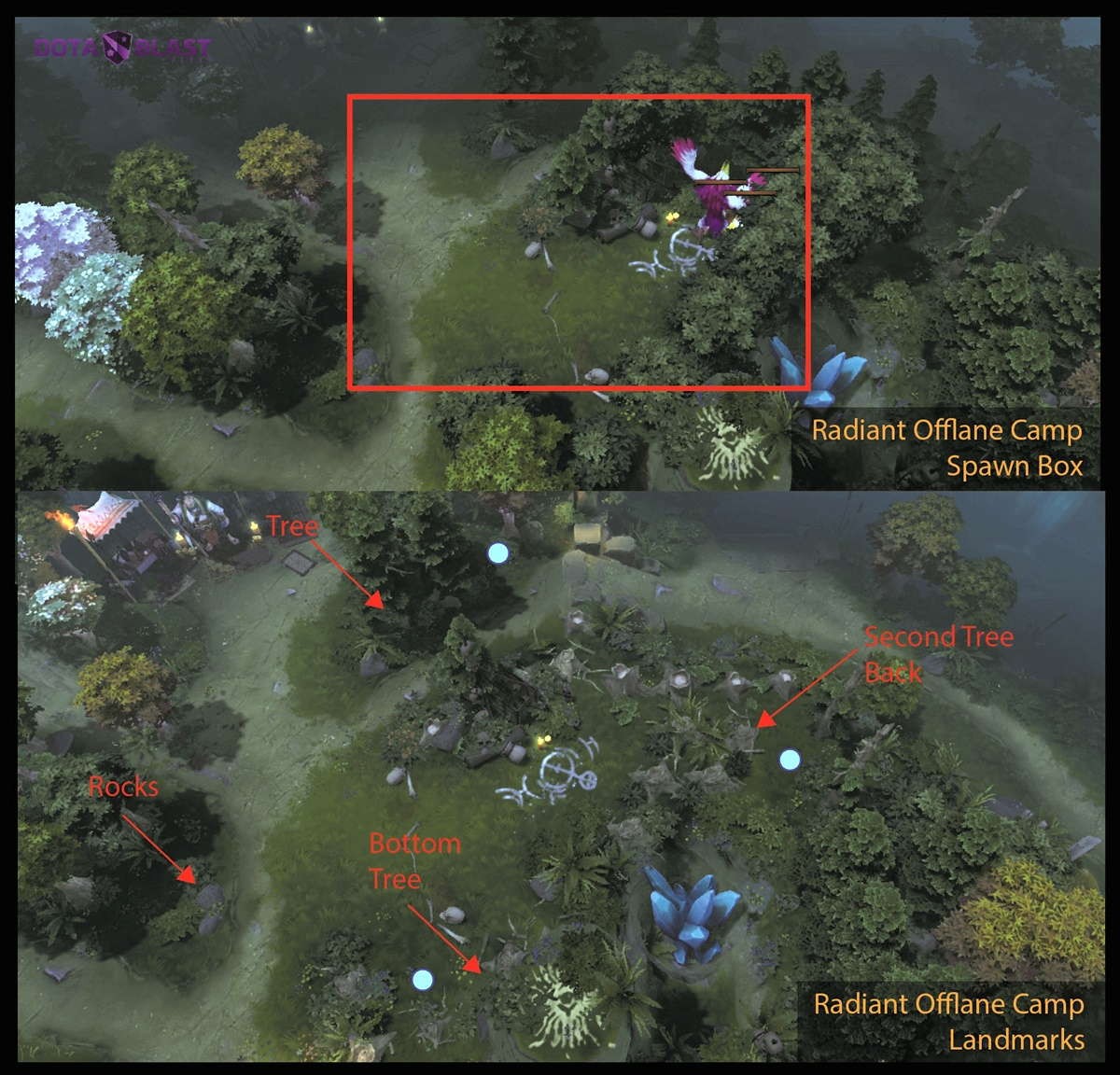 6.86 patch map changes dota 2