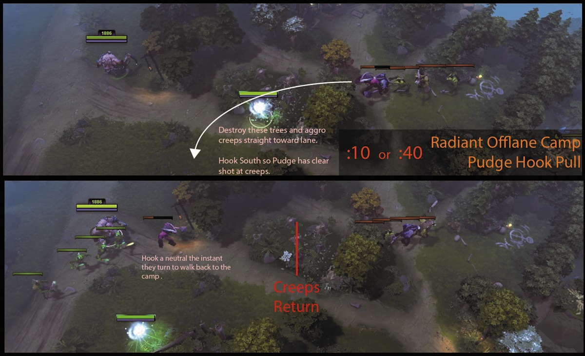 6.86 patch map changes pudge hook pull