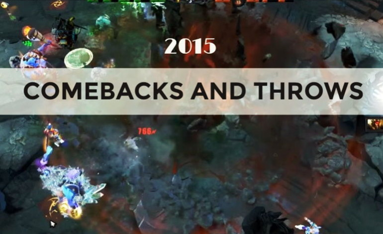 Remarkable comebacks and throws of 2015