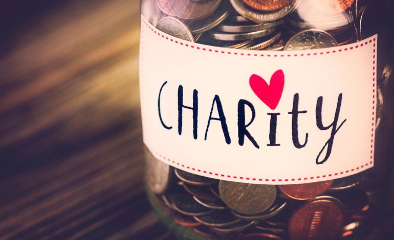 Charity; Gamers can make a difference