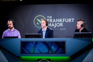 LD ReDeYe and Capitalist during the Frankfurt Major