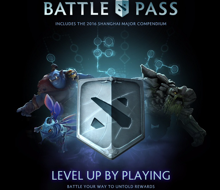 Dota 2 Winter 2016 Battle Pass