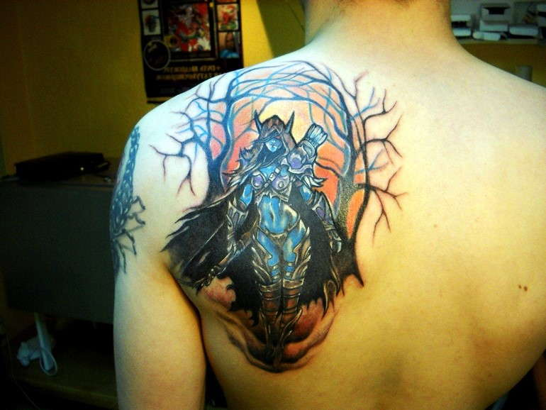 40 of the best and worst dota tattoos ever inked dota blast. Black Bedroom Furniture Sets. Home Design Ideas