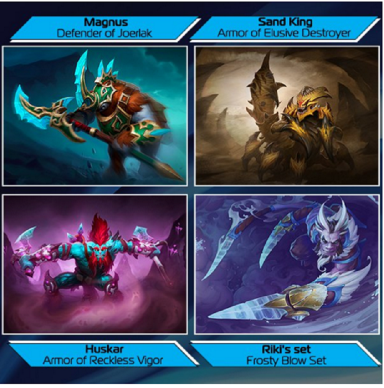 Dota 2 WePlay League Season 3 set