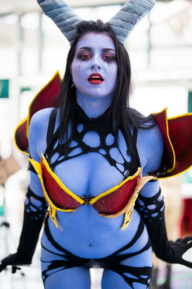 queen of pain cosplay ti4 - photo #25