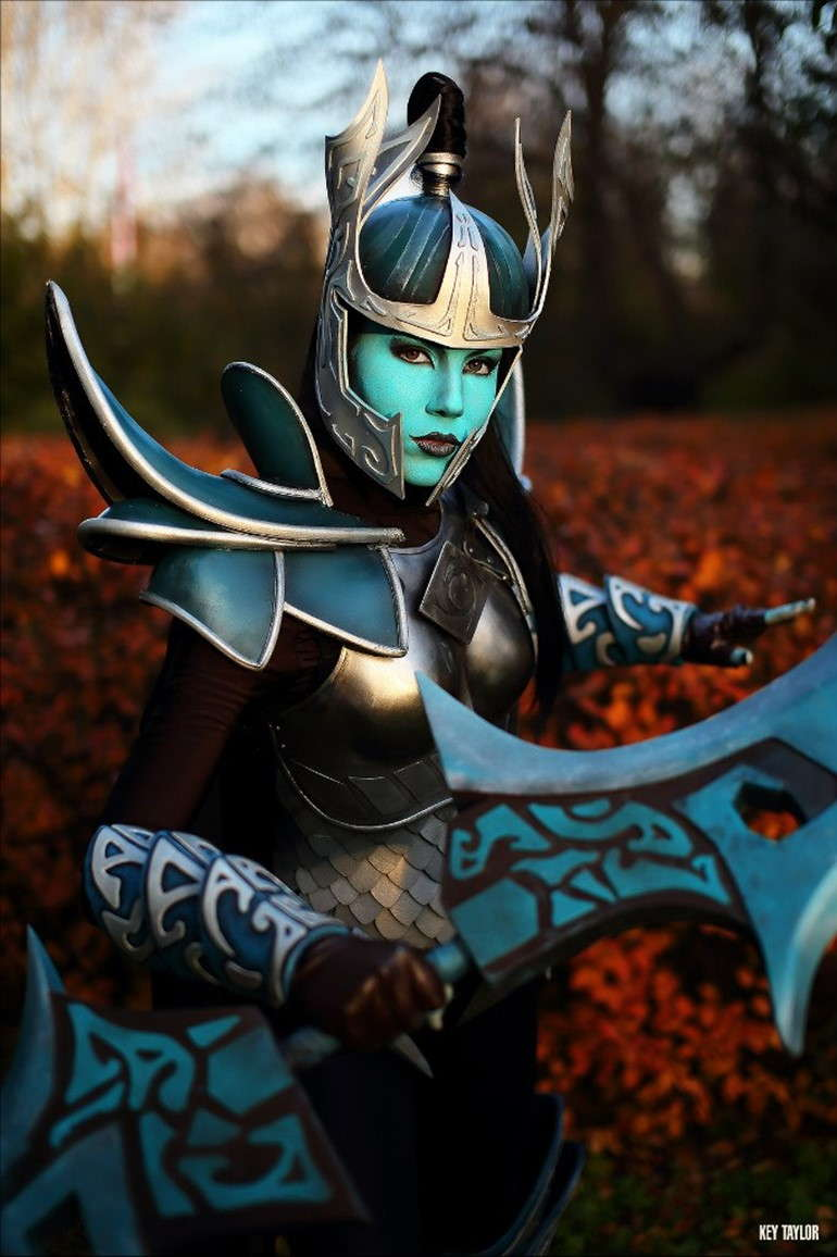 Best Dota cosplay Phantom Assassin