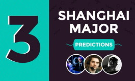 Shanghai Major predictions: Nahaz, Blaze, PimpmuckL weigh in