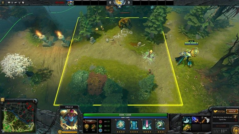 ten of the most important changes in patch 6 87 dota blast