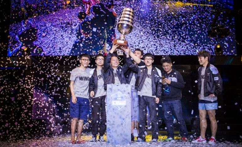 ESL One Manila Grand Finals: Wings Gaming fly high as champions