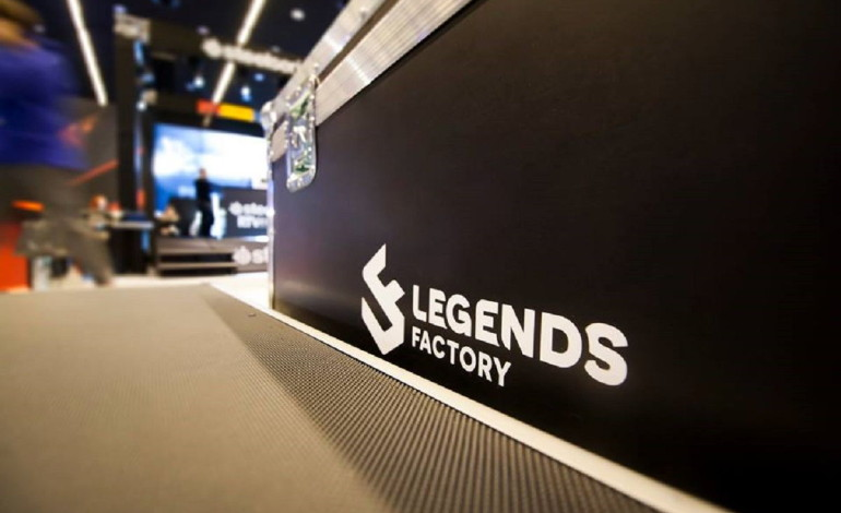 Legends Factory Poznań 2016 Dota 2 featured at Pyrkon convention