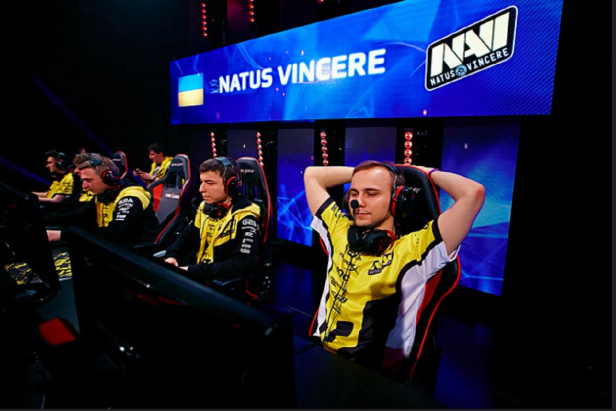 Dota 2 Na'Vi to attend WePlay LAN