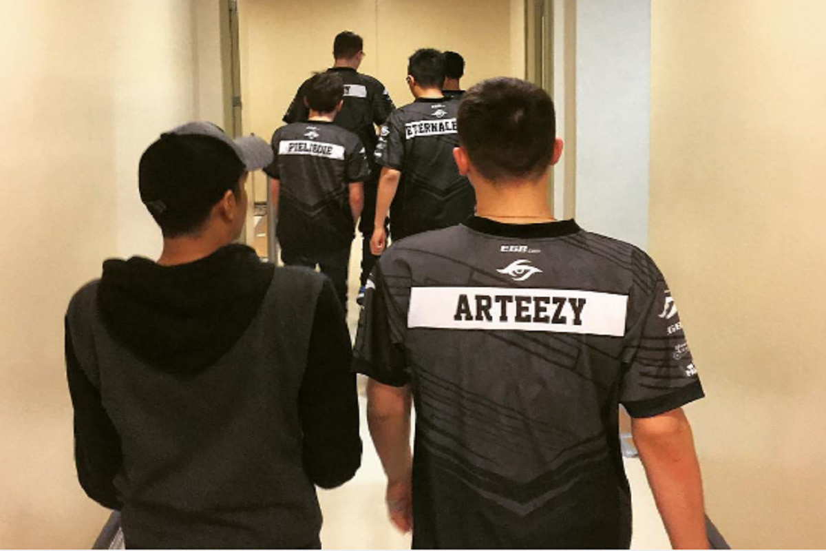Dota 2 Team Secret eliminated at ESL One Manila