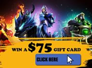 LootMarket giveaway: win a $75 gift card