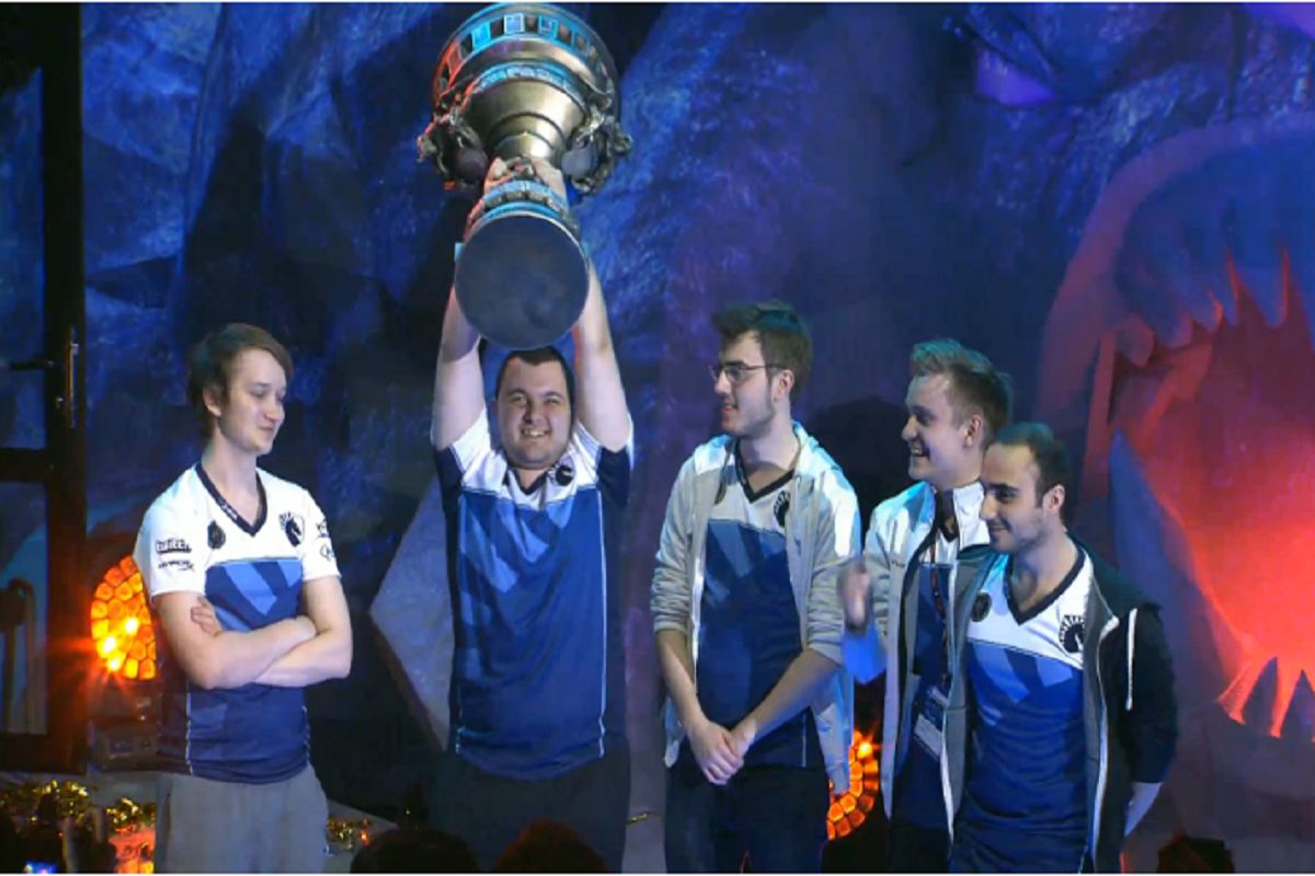 Dota 2 Team Liquid EPICENTER Moscow LAN